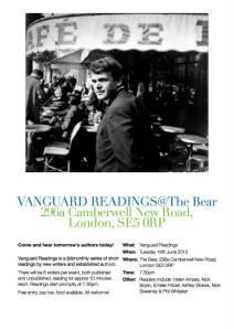 Vanguard Readings